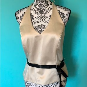 Xscape by Joanna Cheri Party Halter Formal Top 10